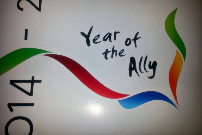 year of the ally