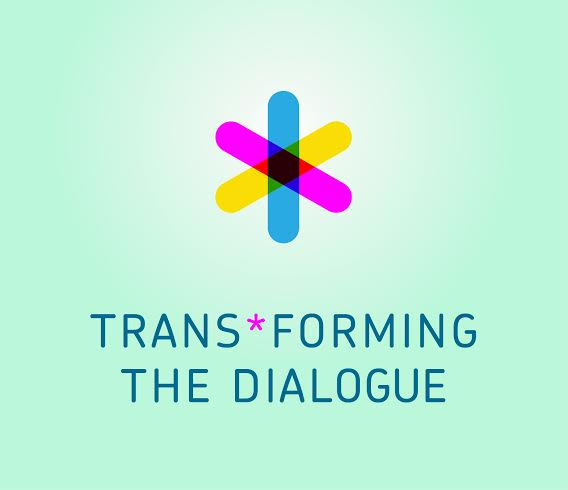 Trans-forming the Dialogue Logo