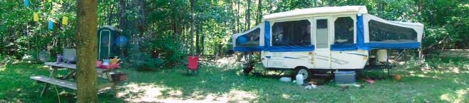 campsite 40