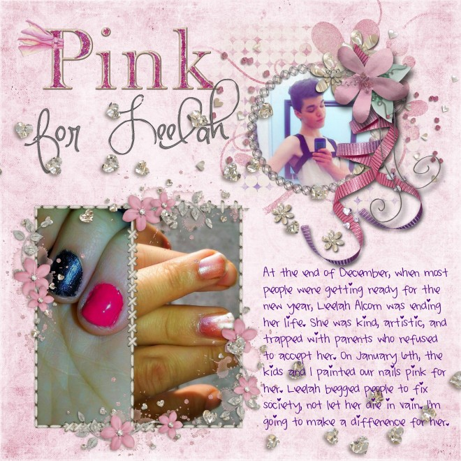 Pink for Leelah2