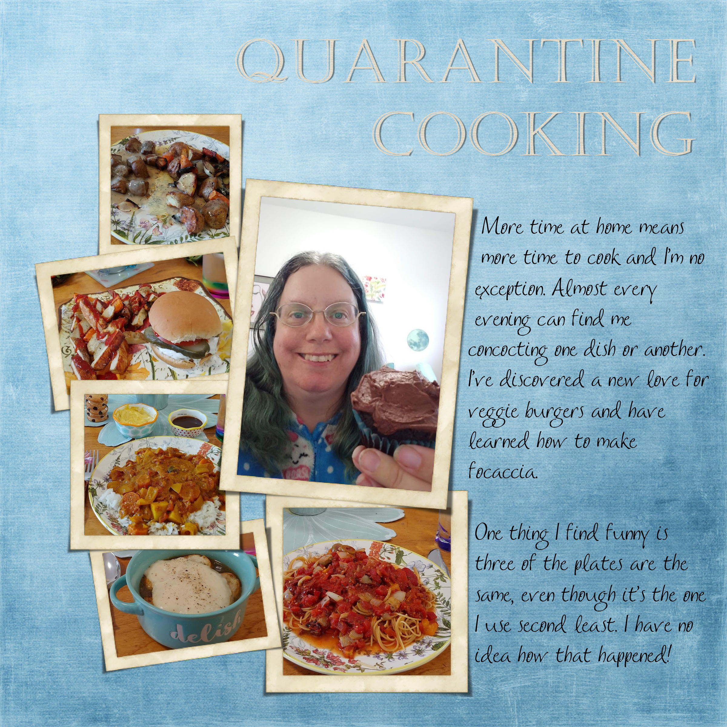 quarantine cooking