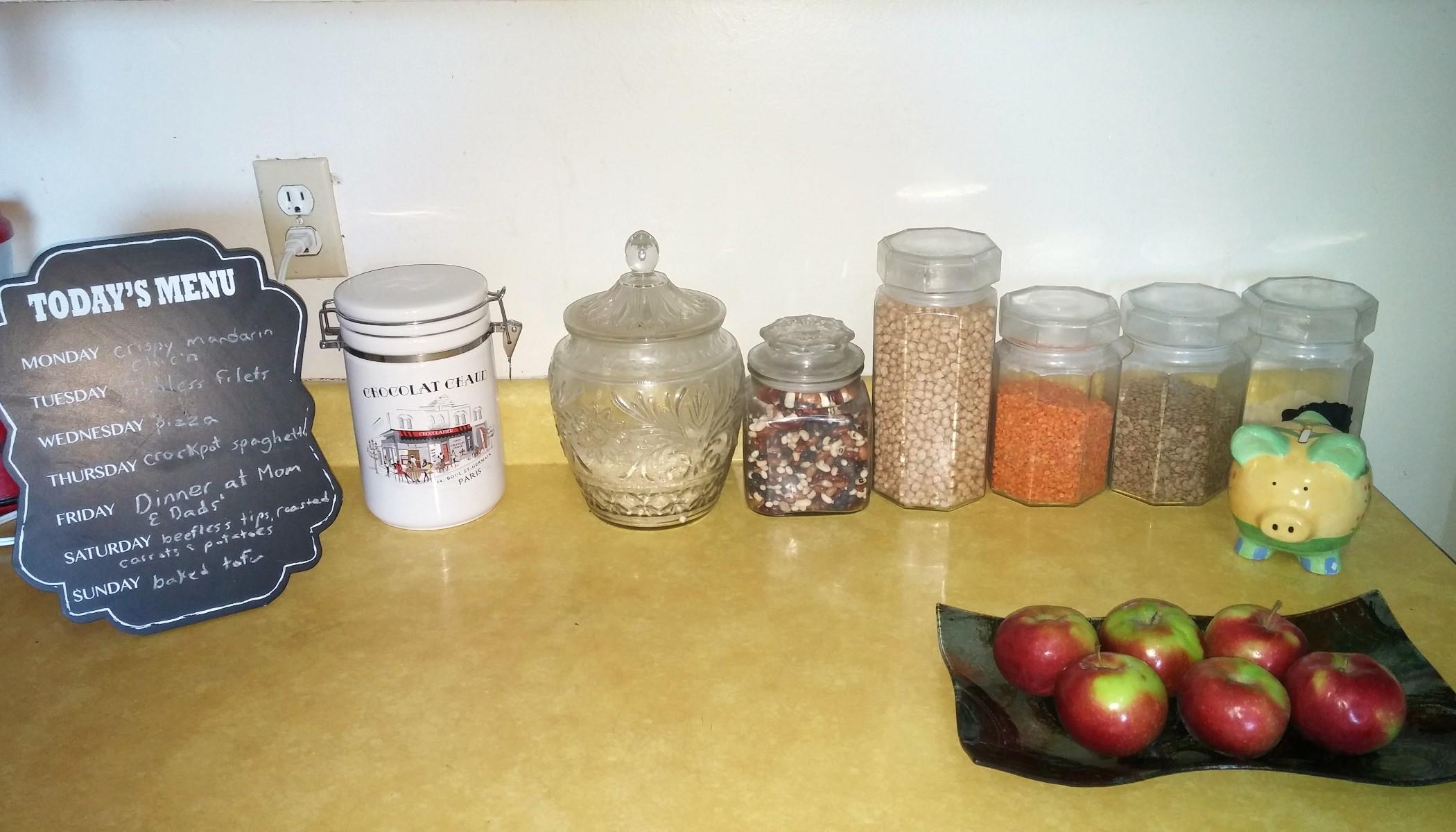 kitchen finds