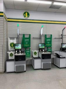 dollarama self checkout