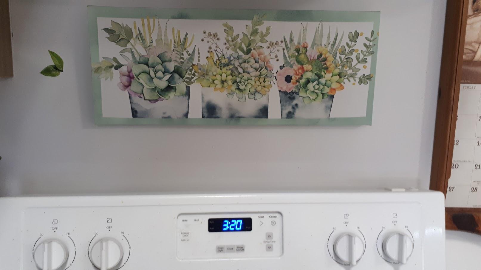 new kitchen art